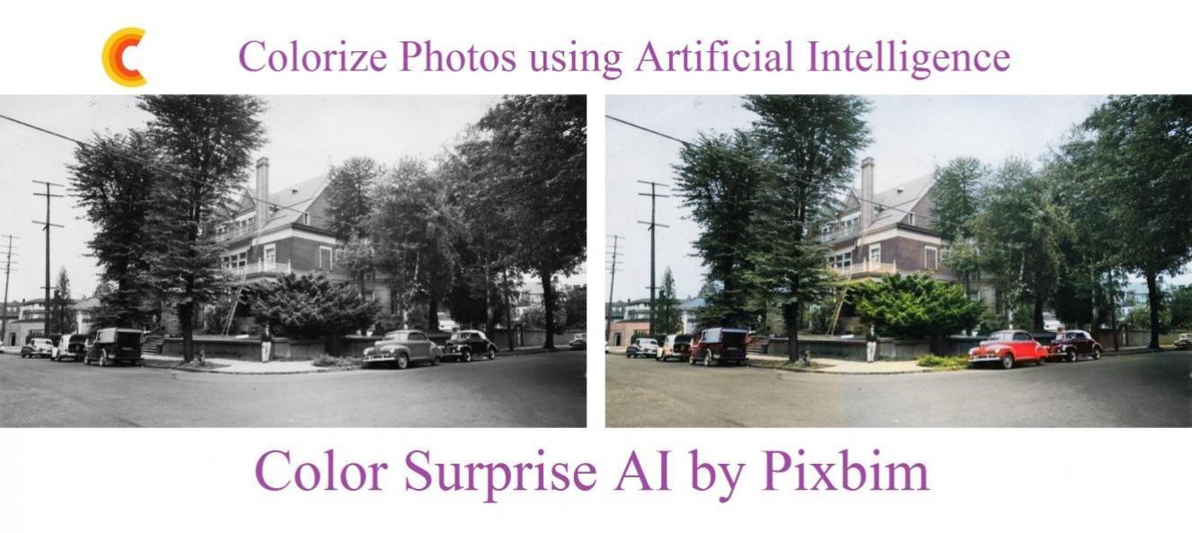 Colorize photos
